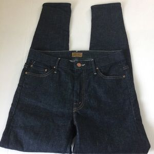 MOTHER The High Waisted Looker Jeans, 28